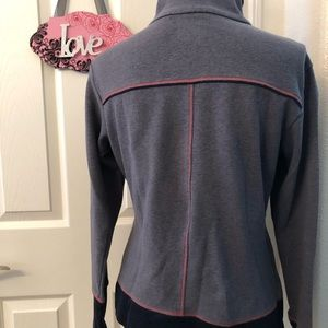 Columbia Tops - COLUMBIA WOMENS ZIP UP SWEATER SIZE M